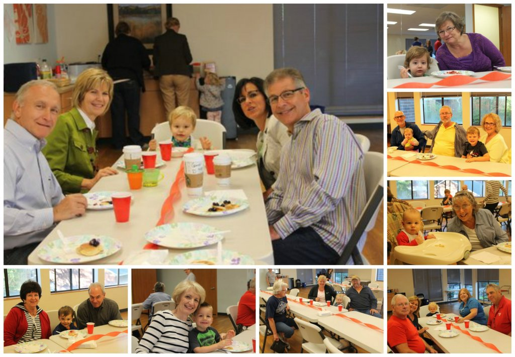 Thank you Grandparent's for joining us on this special day! We hope you had as much fun as we did!!